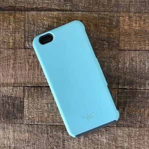 Accessories - iPhone 6/6s Case: Soft Mint/Gray